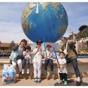 2017年4月|東京ディズニーリゾートへの家族旅行|宮城県 H.M様 (17006)