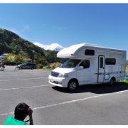 2017年GW|富士山、福島へのキャンプ旅|山形県 K.N様 (17009)
